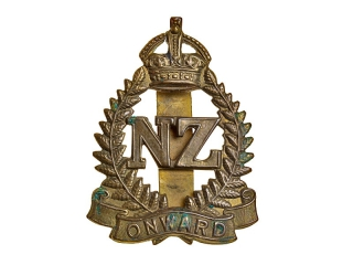 New Zealand Soldier Badge, United Kingdom