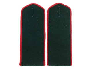 Casual Common Soldier Shoulder Boards, (Medical Corps), 1943, USSR, Replica