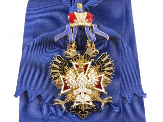 The Order of the White Eagle, Russia, Replica