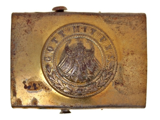 Reichsmarine Belt Buckle, Germany
