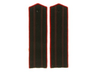 Senior Officers Shoulder Boards, (Medical Corps), RKKA, USSR, Replica