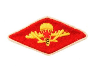 Parade Shoulder Sleeve Insignia (Airborne Forces), USSR, Replica