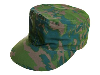 M43 Double-Sided Kepi, Palm Tree Fall And Palm Tree Spring, Waffen SS, Germany, Replica