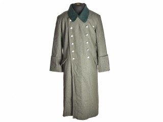 M40 Greatcoat, Wehrmacht/Waffen SS, Germany, Replica
