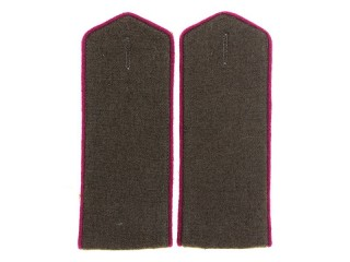 NCO Private Soldier Shoulder Boards Infantry, RKKA, USSR, Replica