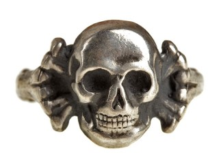 Skull Ring, Germany, Replica