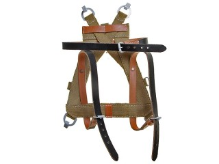 A-type Frame For Sword Belt, Wehrmacht/Waffen SS, Germany, Replica