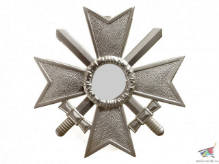 1st Class War Merit Cross with Swords (Kriegsverdienstkreuz),Germany WW2, replica