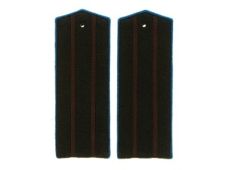 Senior Officers Engineering And Technical Forces (Aviation/Airborne Forces) Shoulder Boards, RKKA, USSR, Replica