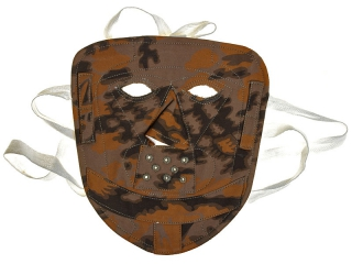 "Winter Camouflage Mask ""Palm Tree Autumn"", Germany, Replica"