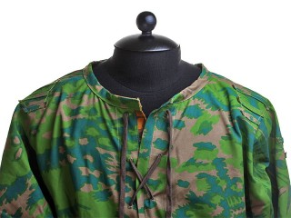 "Camouflage Blouse ""Palm Tree"", Waffen SS, Germany, Replica"