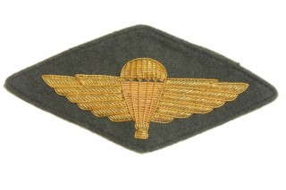 Sleeve Insignia, VDV, Officers, 1947 Type, USSR, Replica