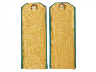 General Officers Border Guards Corps shoulder boards, Russia RIA WWI