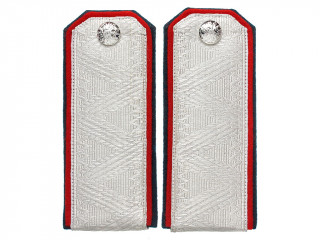 General Imperial Life-Guards Dragoon Regiment Shoulder Boards Straps Russian Imperial WWI