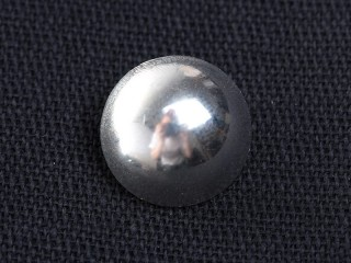 Hussars Button, Officers, Silver, Russia, Replica