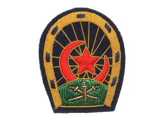 Red Army Sleeve Patch Insignia m1920 (cavalry, Azerbaijan RKKA), USSR, Replica