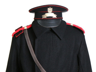 19th Century Policeman Uniform Set, Late 19 - Early 20 Century, Russia, Replica
