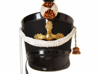 Russian Imperial Army Grenade Infantry Lifeguard Jaeger Regiment NCO Shako Hat Helmet m1808 Napoleonic Wars