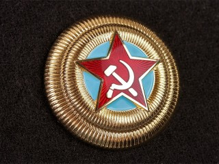 Cockade, General And Marshall, Air Force, 1940 Type, USSR, Replica