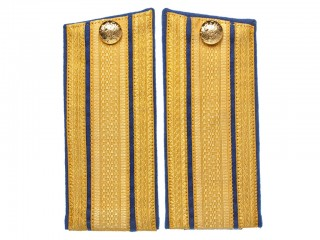 Staff-Officers Shoulder Boards to overcoat, 3d 4th Infantry regiments RIA Russia WWI
