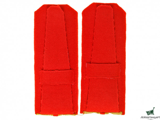 Изображение Guards Cavalry Hussars Regiment shoulder boards Rittmeister Russian Imperial Guards WWI - Увеличенное изображение
