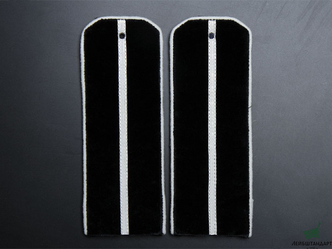 Фотография Officer's Shoulder Boards, White Movement, Russia, Replica - Увеличенное изображение