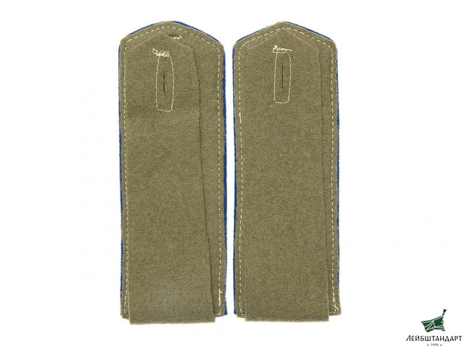Изображение Shoulder Boards, 3rd Smolensky Regiment, 7th Olviopolsky Regiment, 11th Chuguevsky Regiment, 16th Novoarhangelsky Regiment, Lower Ranks, Russia, Replica  - Увеличенное изображение