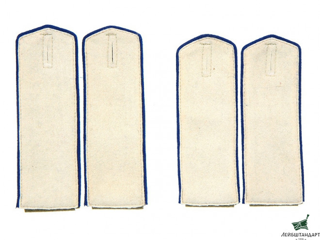 Один из видов Shoulder Boards, 3rd Smolensky Regiment, 7th Olviopolsky Regiment, 11th Chuguevsky Regiment, 16th Novoarhangelsky Regiment, Lower Ranks, Russia, Replica  - Увеличенное изображение