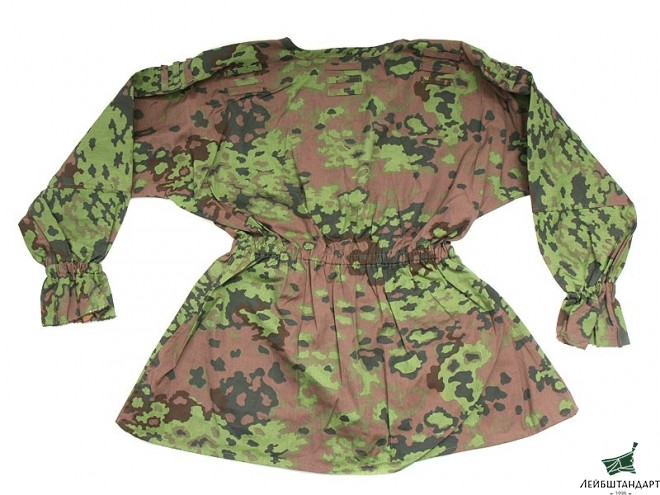 "Один из видов Camouflage Blouse ""Oakleaf"", Wehrmacht, Germany, Replica - Увеличенное изображение"